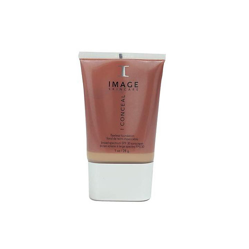 I CONCEAL FLAWLESS FOUNDATION BROAD-SPECTRUM SPF 30 SUNSCREEN NATURAL 1OZ