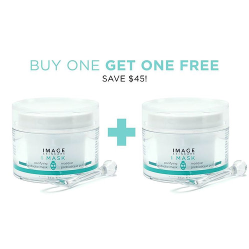 BUY ONE, GET ONE I MASK PURIFYING PROBIOTIC