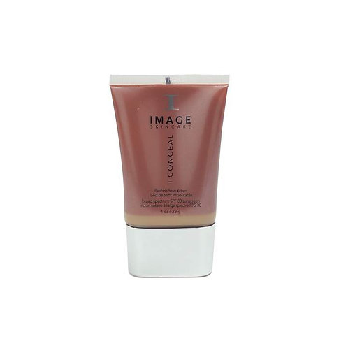 I CONCEAL FLAWLESS FOUNDATION BROAD-SPECTRUM SPF 30 SUNSCREEN SUEDE 1OZ