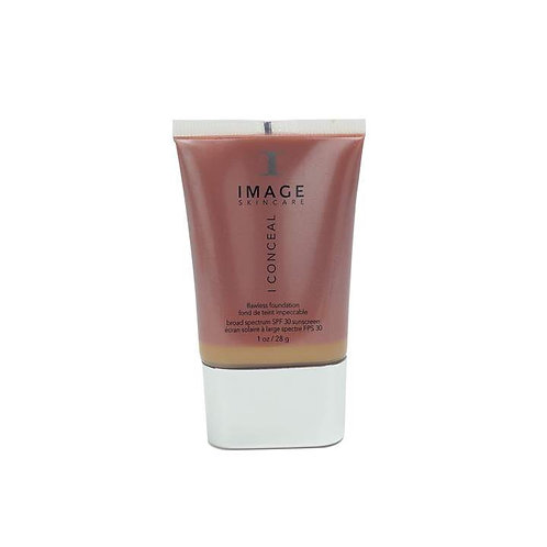 I CONCEAL FLAWLESS FOUNDATION BROAD-SPECTRUM SPF 30 SUNSCREEN TOFFEE 1OZ