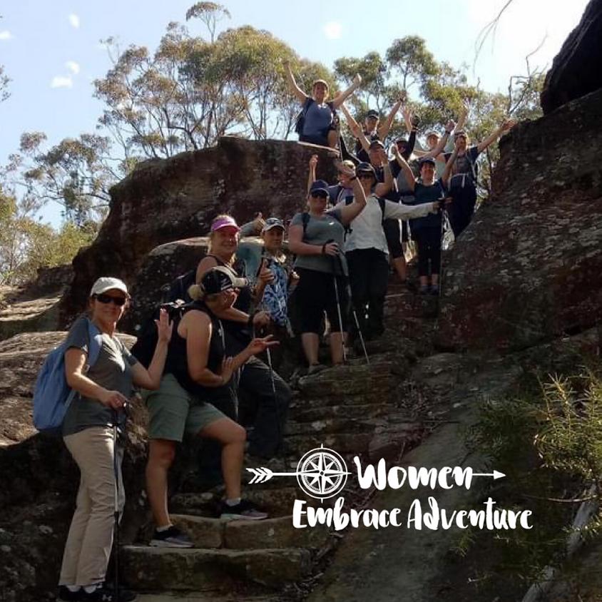 Women Embrace Hiking - Berowra to Mt Kuring-Gai along Cowan Creek