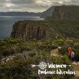 Women Walking Tour in Tasmania