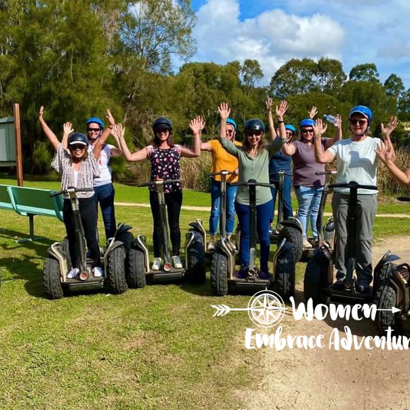 Women Embrace Segway Tour & Lunch - Hunter Wetlands