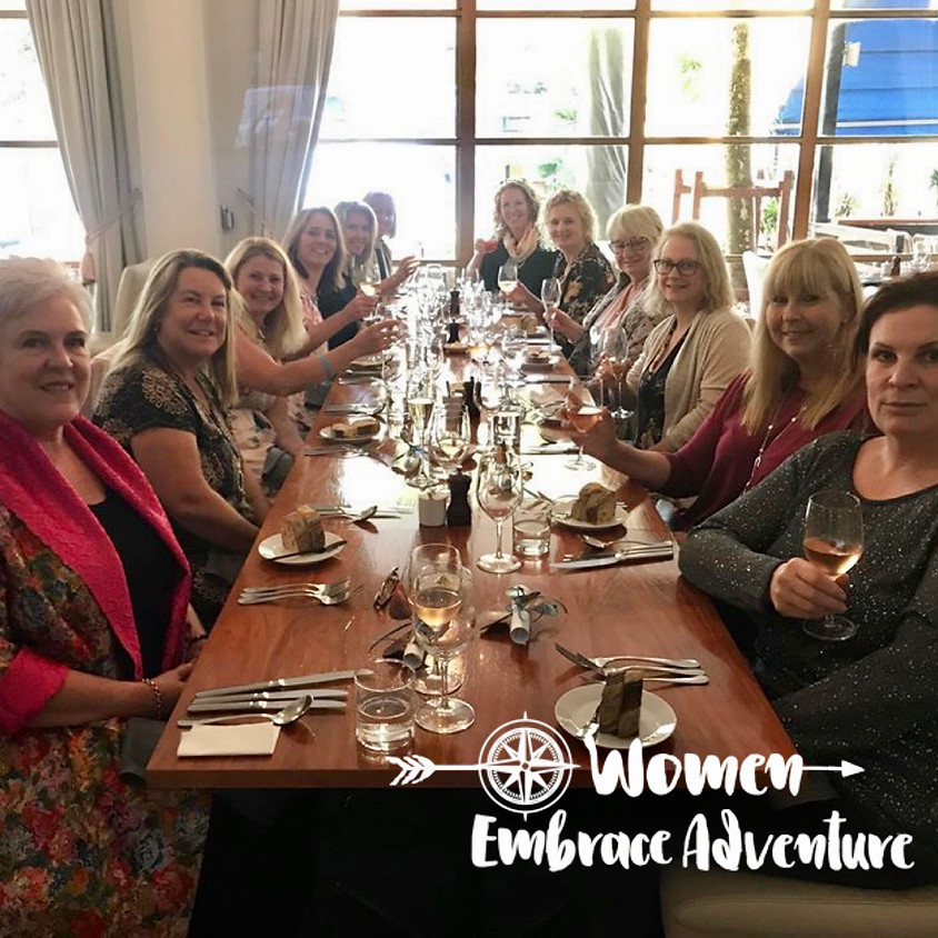 Embrace Fine Food and Wine - WEA Ladies Who Lunch Spring Event
