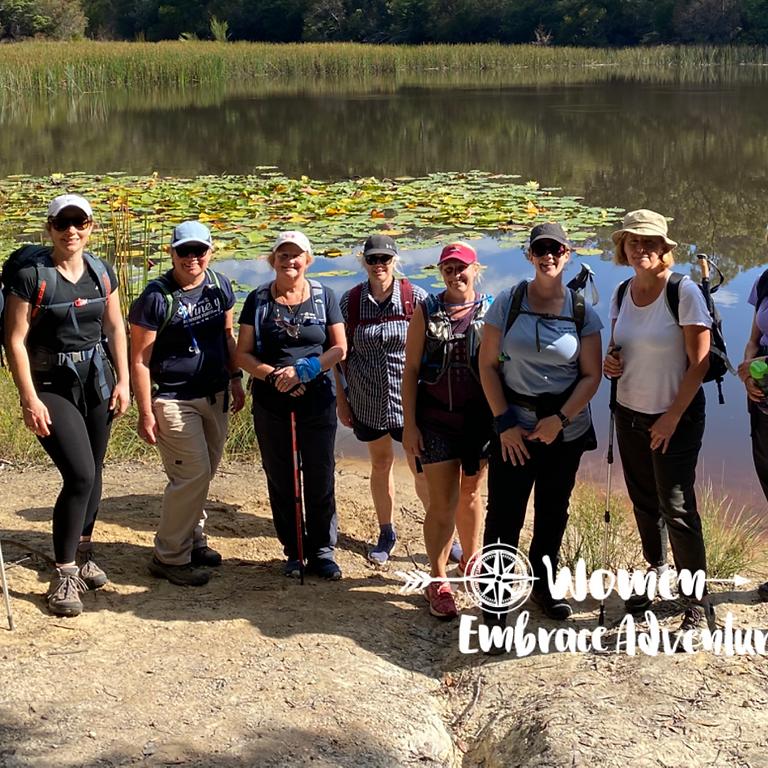 Women Embrace Hiking  - Cowan to Brooklyn