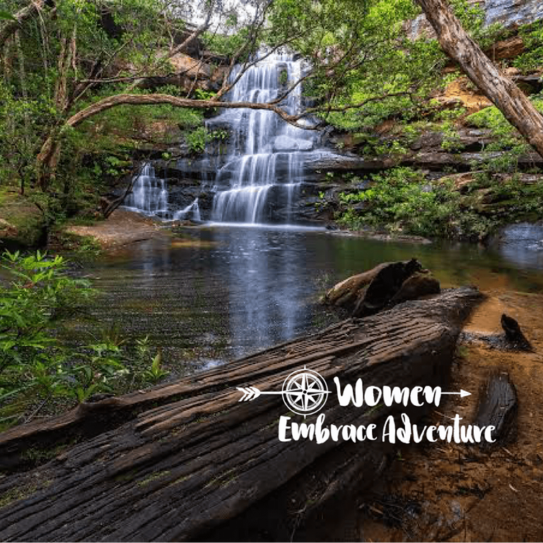 Women Embrace Hiking  - Wondabyne, Pindar Caves and Kariong Brook Falls