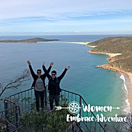 Embrace Hiking and Kayaking- Port Stephens NSW