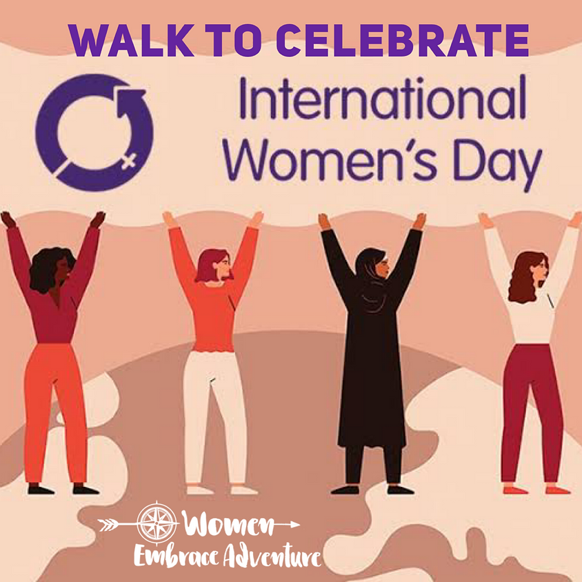 VIP Member walk to celebrate International Womens Day