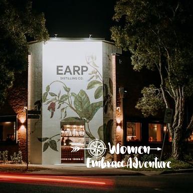 Women Embrace Walking, Earp Distillery, G&T and Dinner
