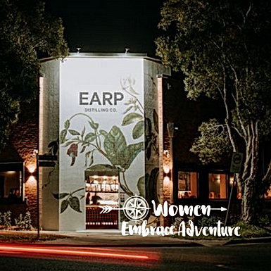 Women Embrace Walking, Earp Distillery, G&T and Dinner