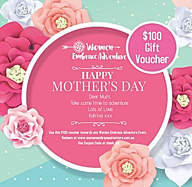 Give the Gift of Adventure This Mothers Day!