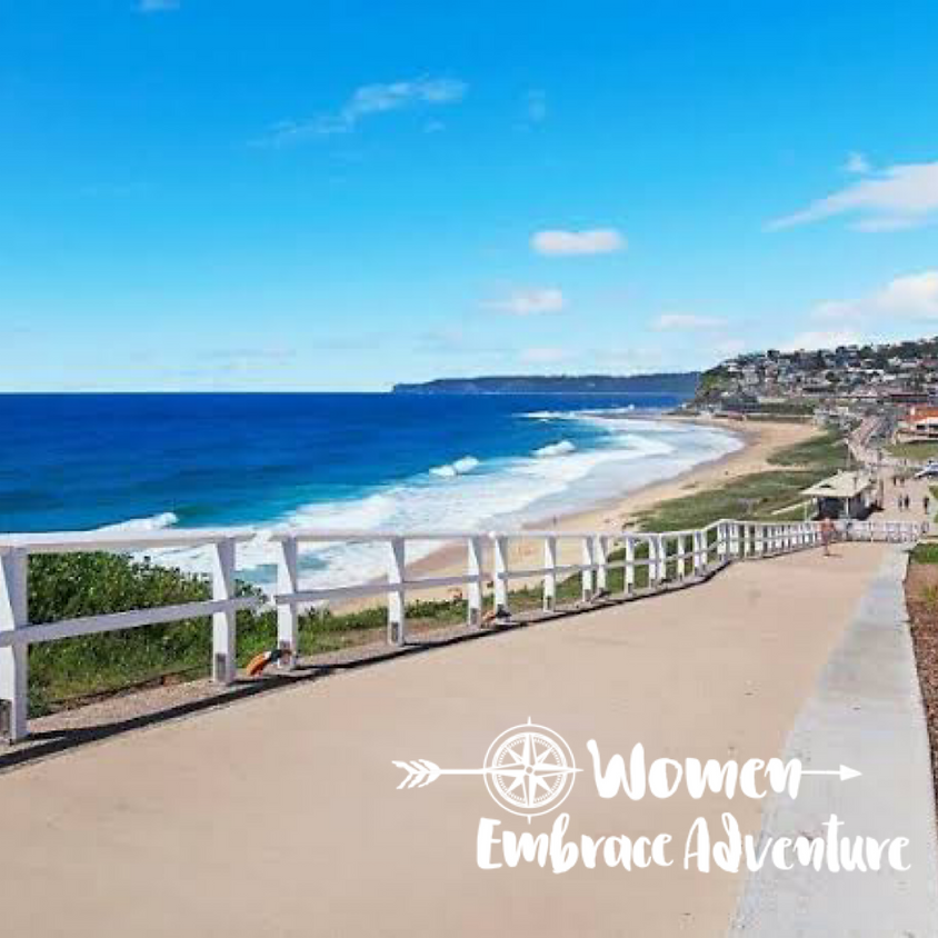 Women Embrace Walking and Lunch - Merewether NSW