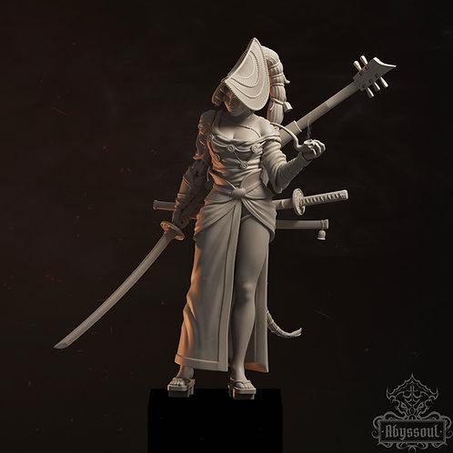 Zensh-Iku, Captain of the Children of the Sea . Digital Version