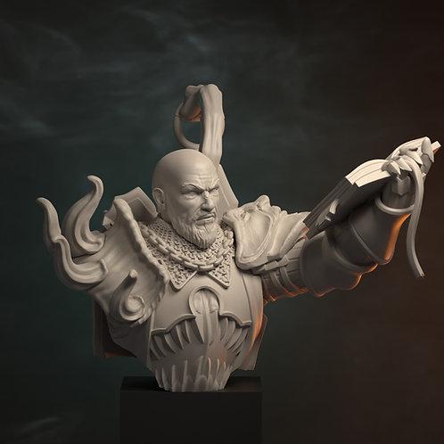 Gwidrou Laragua, Inquisitor of the Ordo Nodens. Digital Version