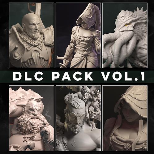 DLC Pack Vol.1