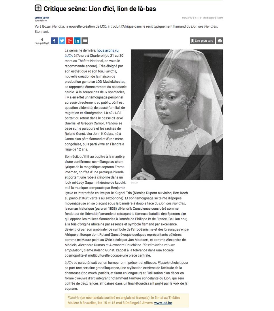 Flandria_FOCUS VIF magazine