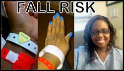 Image 10 - Fall risk bracelet