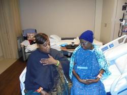 Image 24 - Sisters after transplant