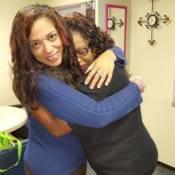 Image 6 - Hugging Andrea