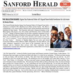 Image 15 - Sanford Herald article