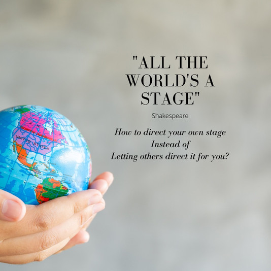 All the World is a Stage