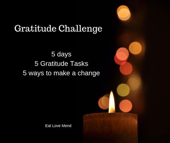 7 Reason you should practice Gratitude this Thanksgiving