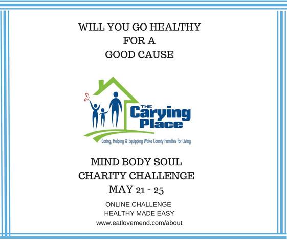 Go Health for a Good Cause