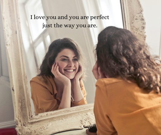 Loving yourself is one of the most powerful mindfulness practices you can have.