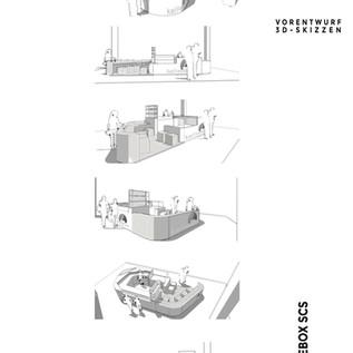 Vorentwurf Kaffeebox