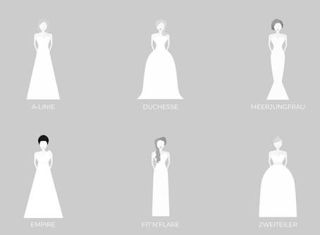 SCHOKOLADENSEITENGARANTIE! - unsere Loveglow-Tipps für deinen perfekten Brautkleid-Schnitt