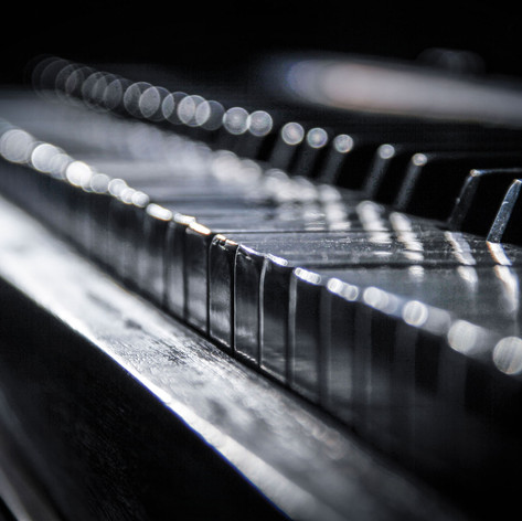 The childhood piano