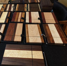 cheese cutting boards for a wedding