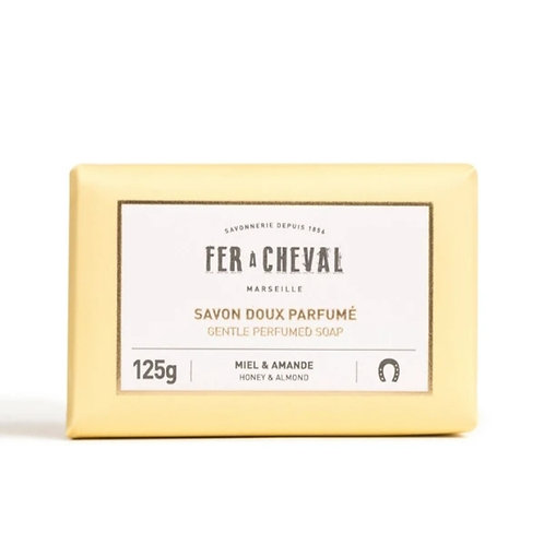 Gentle Perfumed Soap Bar - Honey & Almond