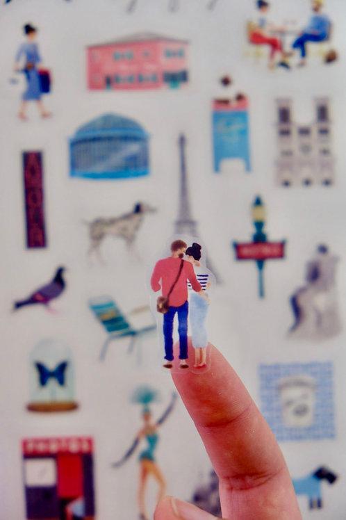 Stickers - Paris