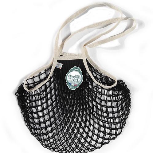 Filt Medium Bag in Black and White