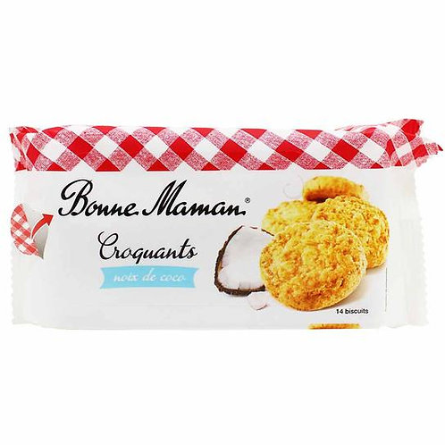 Bonne Maman Coconut Croquants Cookies