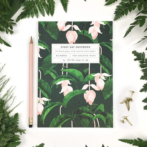 Medinilla A5 Notebook