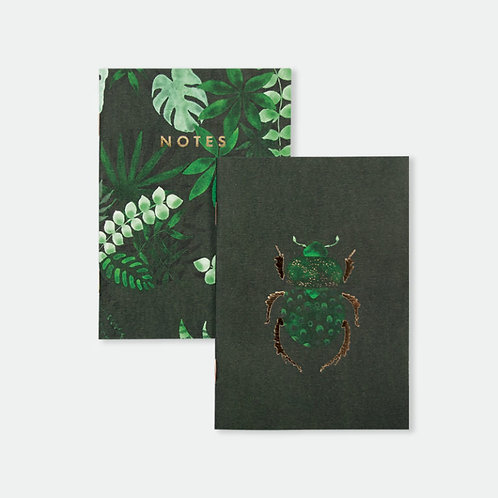 Pocket Notebooks Duo - Bug & Forest