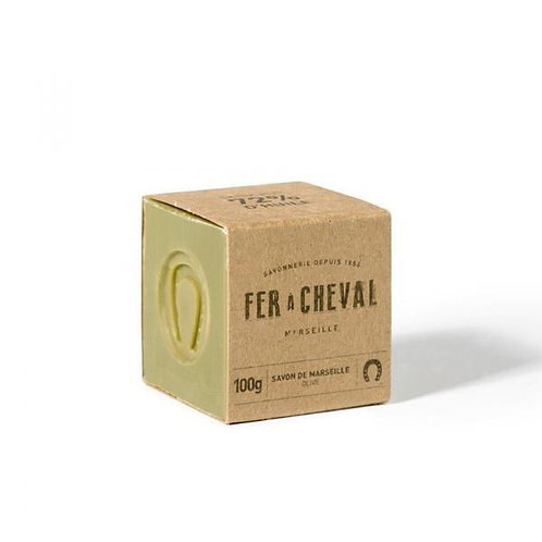 Fer A Cheval Olive marseille soap