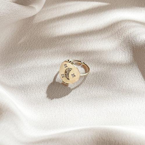 Lune Ring