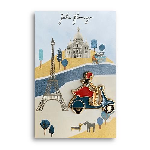 Parisian Girl - Pins