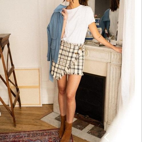 Tweedy Skirt