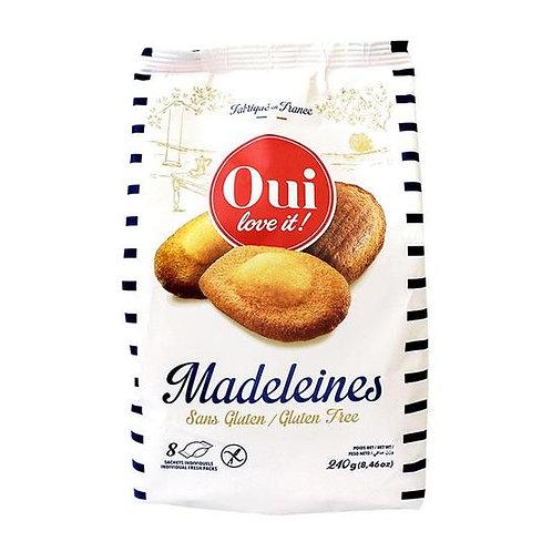 Madeleines Gluten Free
