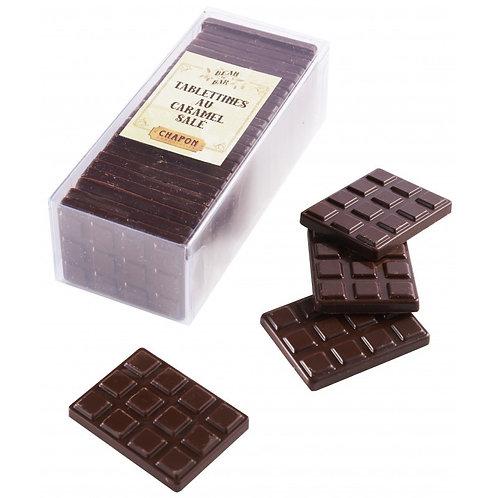 Tablettines Au Caramel Sale Chocolates