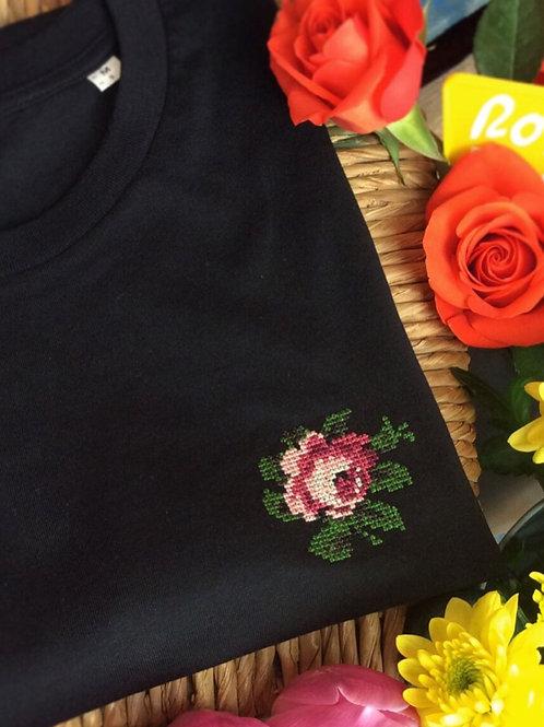 Johnny Romance Black T-shirt