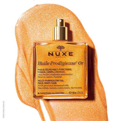 Nuxe Dry Oil (Shimmer)
