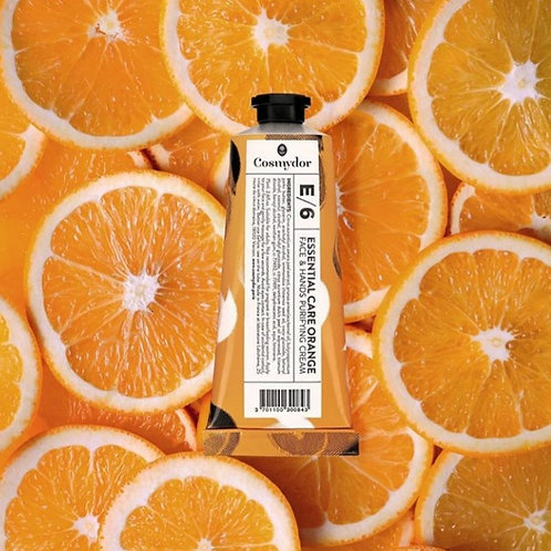 E6 Essential Care Orange