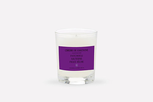 Patchouli Sauterne Dry Fig Candle