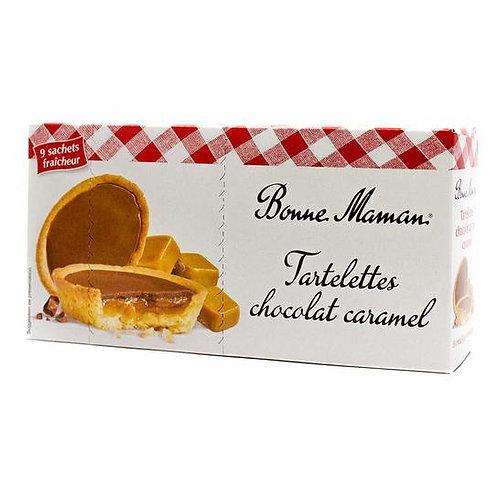 Bonne Maman Chocolate Caramel Tartlets