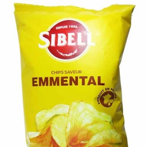 Sibel Emmental Chips